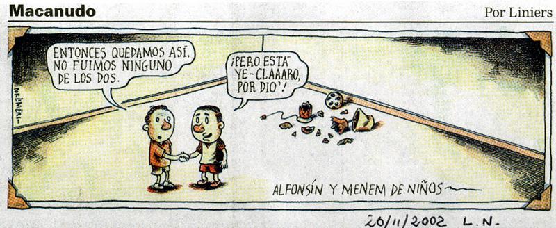 Macanudo, Por Liniers - Taringa!